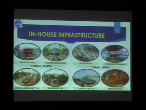 Cmde R Ghosh, VSM (Retd), Director (Shipbuilding), GRSE Ltd shares the experience of GRSE in Diesel Engines