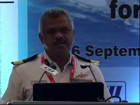 DIG T P Sadanandan, TM, PD MAT, Indian Coast Guard shares the Indian Coastguard's perspective on captive demand for diesel engines