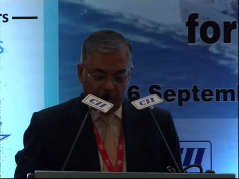 Ratish Jain, Chairman, CII Defence Sub-Committee on Marine Systems & MD, Resistoflex Group shares his views on the Industry - MOD partnership in strengthening the defence manufacturing ecosystem