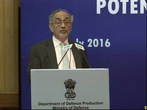 Satish K Kaura, Chairman, CII Defence Sub-Committee on Offsets highlights the benefits of 'Make' Procedure in the defence sector