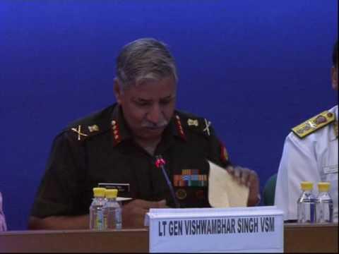 Lt Gen Vishwambhar Singh, VSM, Director General Weapons & Equipments, Indian Army speaks on indigenisation of defence production