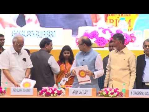 Release of Compendium at Incredible India Tourism Investors' Summit 2016