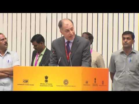 Naushad Forbes, President, CII speaks on the potential of the Indian tourism sector how it can be unleashed