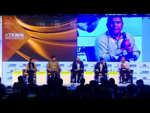 Interaction at Panel Discussion on