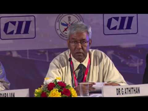 Concluding Remarks by Dr G Athithan, Distinguished Scientist & Director General-Micro Electronic Devices, Computational Systems & Cyber Systems, DRDO