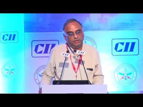 V Vardarajan, Scientist G, (ECS), DRDO highlights the Electronics & Communication Technologies of DRDO