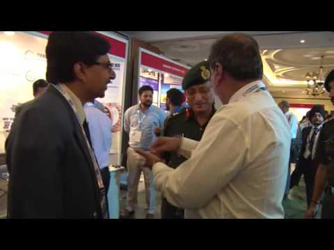 Inauguration of Exhibition at DEFTECH 2016