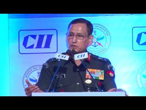 Lt Gen Subrata Saha, UYSM, YSM, VSM, Deputy Chief of Army Staff highlights the key role of Research and Development realising Make in India