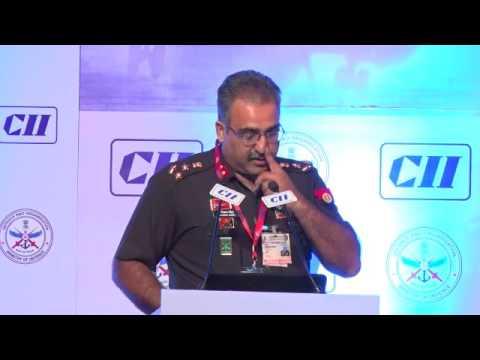 Brig Vikram Singh, CEO, Army Design Bureau, Indian Army speaks on the initiatives of Army Design Bureau