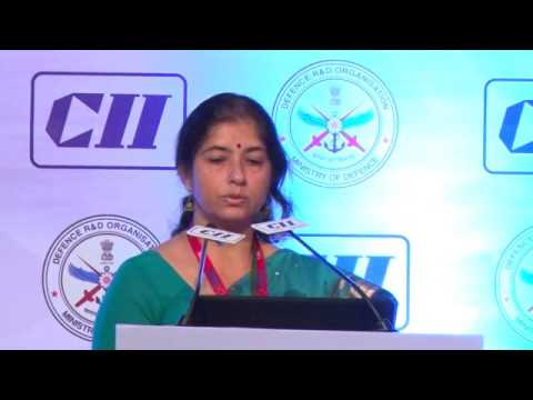 Chandrika Kaushik, Director (DISB), DRDO speaks on Induction of DRDO Developed Systems