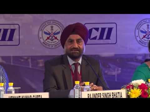 Rajinder Singh Bhatia, Co-Chairman, CII Defence Sub-Committee on Land Systems shares his views on how to create a vibrant defence industrial base in India