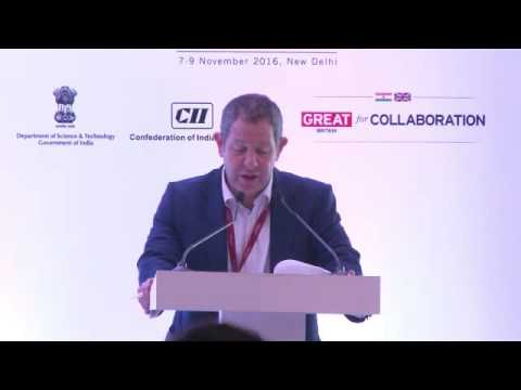 John Kampfner, CEO, Creative Industries Federation highlights the role of the Creative ...