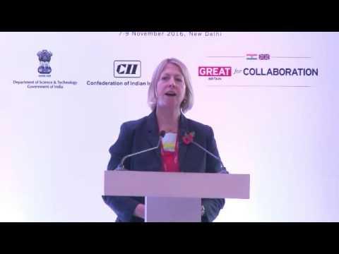 Kate O'Rourke, President, UK Institute of Trade Marks Attorneys speaks on Trade Marks