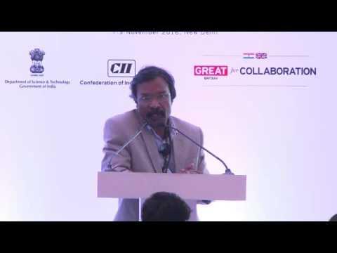 CH Unnikrishnan, Senior Associate Editor, Businessworld speaks on India-UK Collaboration in IP