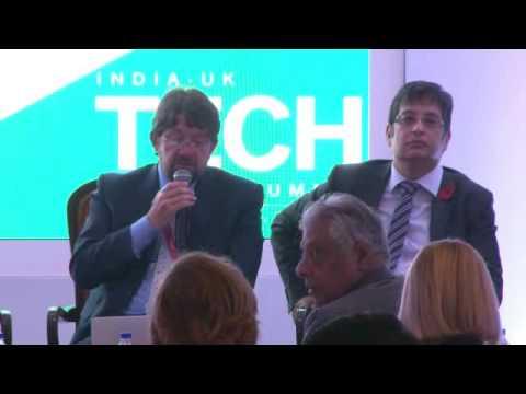 Huw Watkins, Head of Intelligence, UK IPO speaks on IP rights in the UK