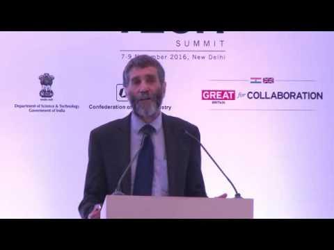 Dr Gavin Smith, Director, Lancaster University Business Enterprises speaks on Industry - Academia partnerships in IP