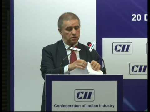 Daniel Carmon, Ambassador of Israel to India speaks on Indo - Israeli cooperation in cyber security