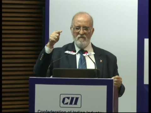 Prof Isaac Ben-Israel, Head of the Blavatnik,ICRC speaks on Cyber Security