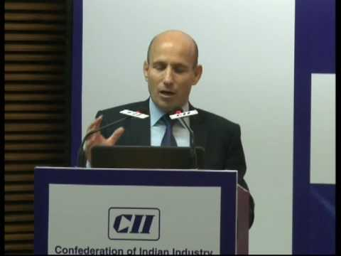 RADM Ophir Shoham, Former Director, DDR&D, Israel Ministry of Defence speaks on India - Israel Collaboration in Cyber Security
