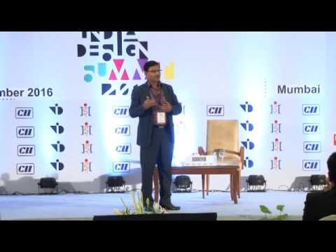 Aloknath De, Corporate VP and CTO, Samsung India speaks on Design Innovation at Samsung