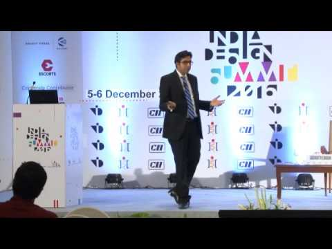 Siddharth Sahani, Co-Founder and Executive Director, ISDI speaks on Design Education