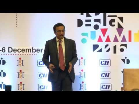 Aditya Berlia, Member, CII National Committee on Design 2016-17 Co-Founder and Pro-Chancellor of the Apeejay Stya University speaks on Smart Cities