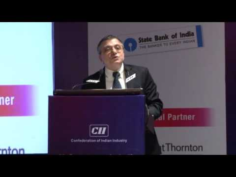 Robin Banerjee, Convenor-Finance & Taxation Panel, CII speaks about the future of M-Commerce in India