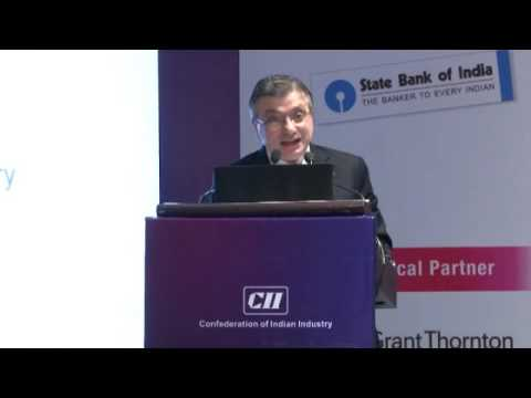 Concluding Remarks by Robin Banerjee, Convenor-Finance & Taxation Panel, CII