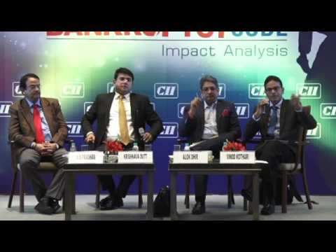 Interaction with the audience on the new legal framework to insolvency resolution