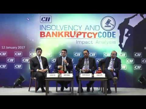 Abizer Diwanji, Partner & Leader, Financial Services, Ernst & Young highlights the business aspects of the of the new insolvency and bankruptcy law