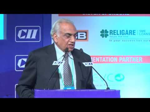 Concluding Remarks by Yogesh Munjal, Chairman, CII Cluster for Competitiveness