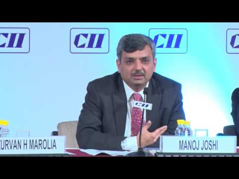 Shri Manoj Joshi, Joint Secretary, Ministry of MSME highlights the Government's initiatives in promoting SMEs