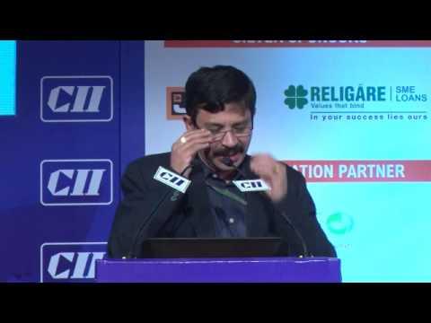 Shri Rajib Kumar Sen, Economic Advisor, DoDP, Ministry of Defence speaks on policies for the MSME sector