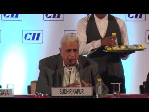 Opening Remarks by Sudhir Kapur, Managing Director & CEO, Country Strategy Business Consultant Pvt Ltd