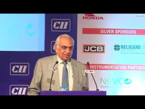 Opening Remarks by Yogesh Munjal, Chairman, CII Cluster for Competitiveness & MD, Munjal Showa Ltd.