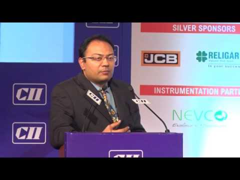 Hussain Shariyarr, Chief Jury Cluster Championship Competition highlights the improvement of participating MSMEs