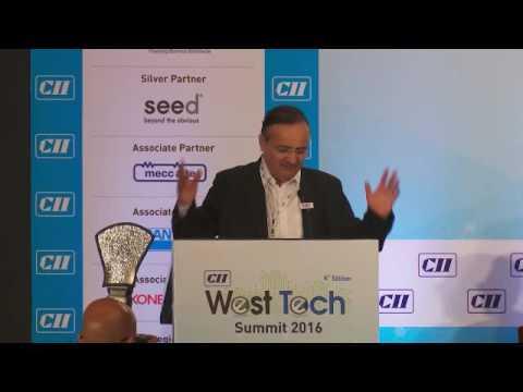 Welcome Remarks by Shishir Joshipura, Chairman, CII Pune Zonal Council