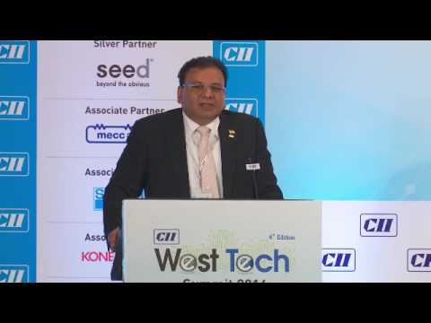 Sudhir Mehta, Chairman, CII Western Region defines innovation in the Indian context
