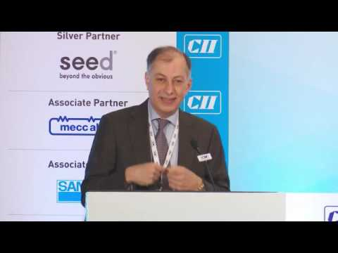 Dr Naushad Forbes, President, CII highlights the need for increasing R&D investments in the Indian Industry