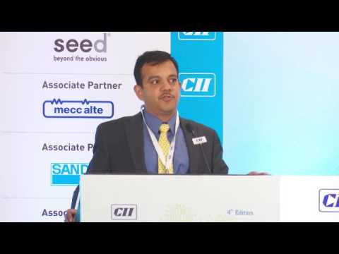 Concluding Remarks by Parag Satpute, Co-Chairman, CII West Tech Summit 2016