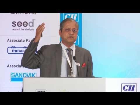 Ninad Karpe, Deputy Chairman, CII Western Region speaks on Innovation