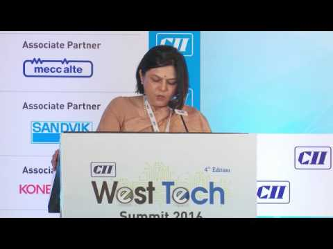 Pratima Kirloskar, President Innovation Society & Promotor Group - Kirloskar Brothers highlights the role of innovation for growth survival and growth of businesses