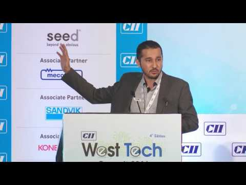 Sameer Kelkar, Chief Executive Officer, Grind Master Machines speaks on innovation at Grind Master Machines