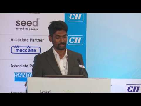 Shaffic Ahamed, Co-convenor, CII Pune IT & ITeS Panel highlights the latest technologies and innovations at Sandvik