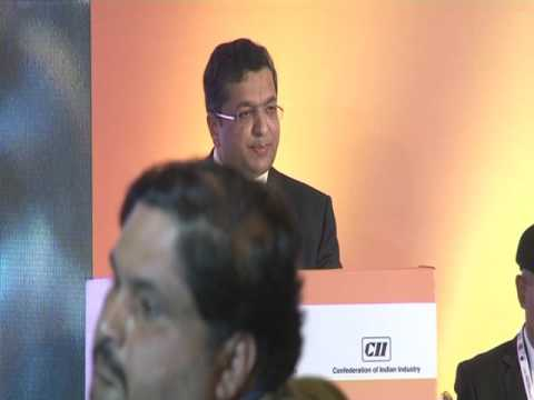 Sameer Gupta, Past Chairman, CII Uttar Pradesh State Council highlights the major initiatives by the UP Government