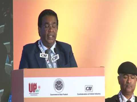 Shri Prithvirajsing Roopun, Hon`ble Minister of Arts and Culture and Social Integration and Economic Empowerment, Mauritius speaks on India - Mauritius Relations