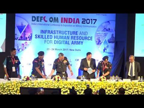 Release of Defcom India 2017 Journal