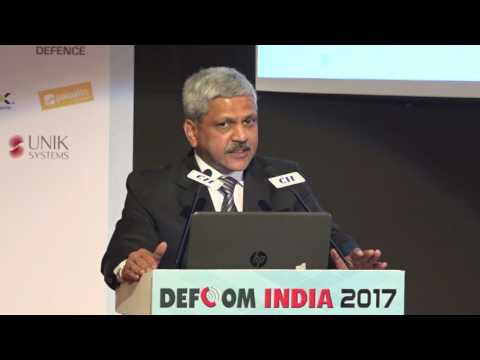 Col K Pradeep Bhat (Retd), Country Leader, Government Industry Solutions, IBM India presents a hybrid cloud strategy for Defence