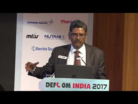 Col K P M Das (Retd), Cybersecurity and Trust Officer, Cisco Systems speaks on Internet of Things (IOT) and Fog Services in the TBA