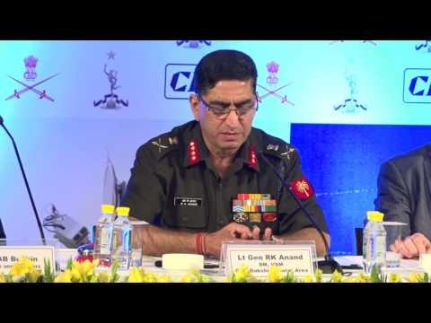 Opening Remarks by Lt Gen R K Anand, SM, VSM, GOC Dakshin Bharat Area, Indian Army